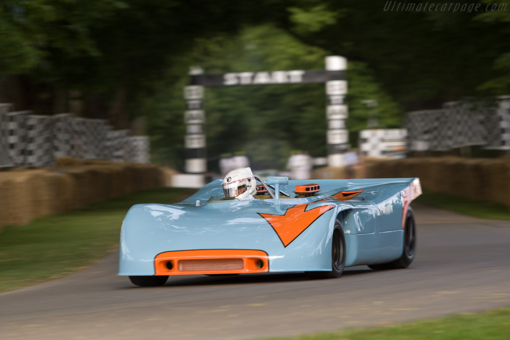 Porsche 908/03 - Chassis: 908/03-009   - 2008 Goodwood Festival of Speed