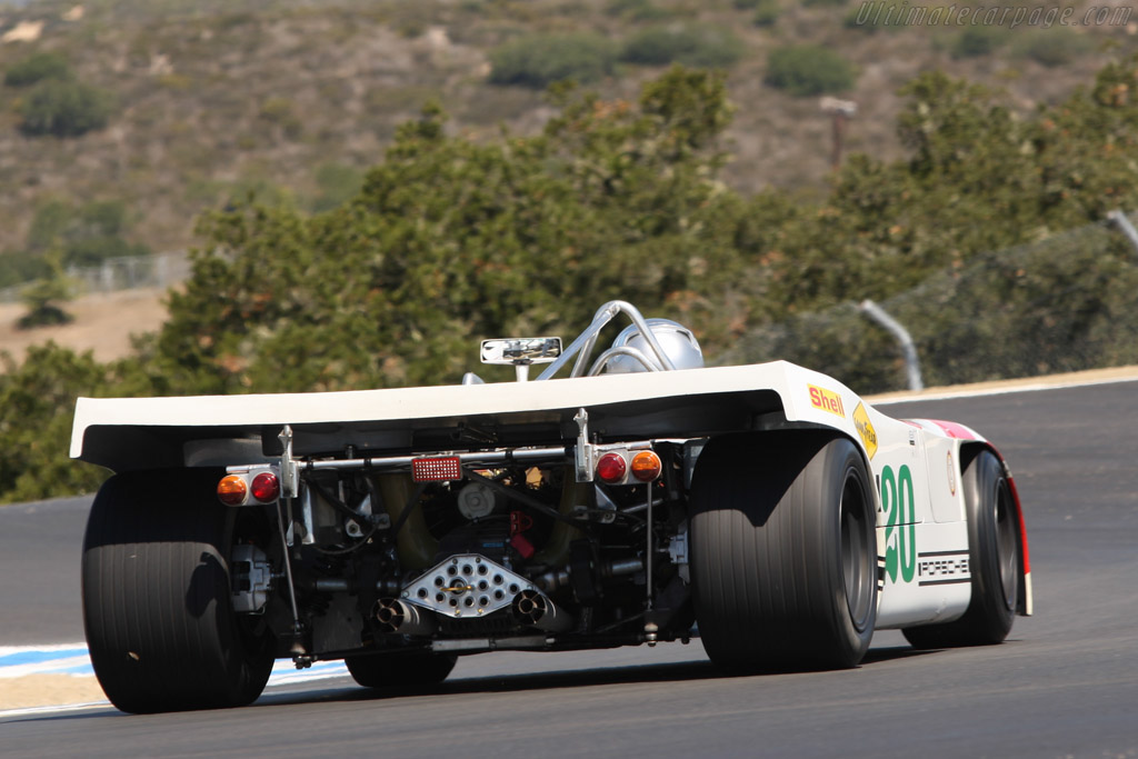 Porsche 908/03 - Chassis: 908/03-007   - 2007 Monterey Historic Automobile Races