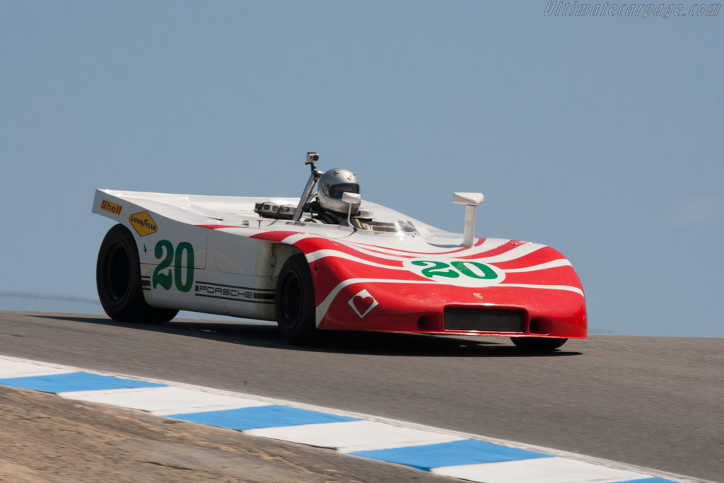 Porsche 908/03 - Chassis: 908/03-007   - 2012 Monterey Motorsports Reunion