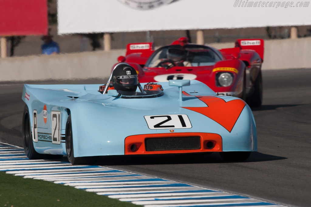 Porsche 908/03 - Chassis: 908/03-004   - 2009 Monterey Historic Automobile Races