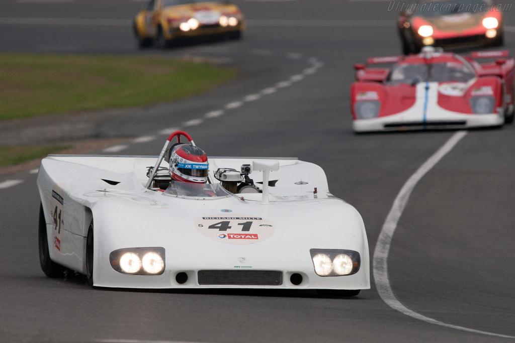 Porsche 908/03 - Chassis: 908/03-003   - 2012 Le Mans Classic