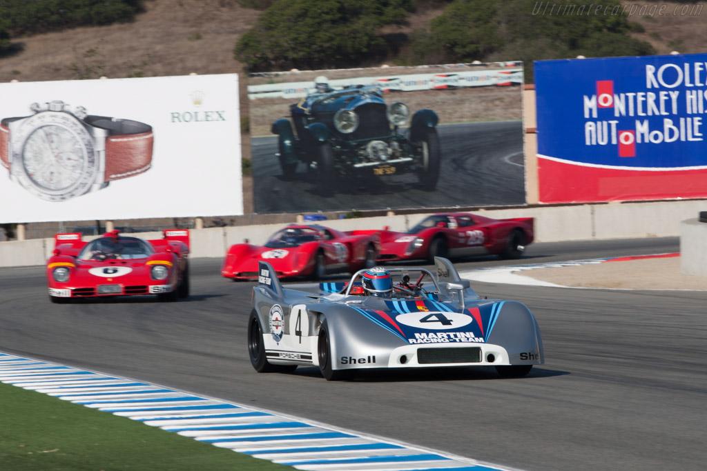 Porsche 908/03 - Chassis: 908/03-002   - 2009 Monterey Historic Automobile Races