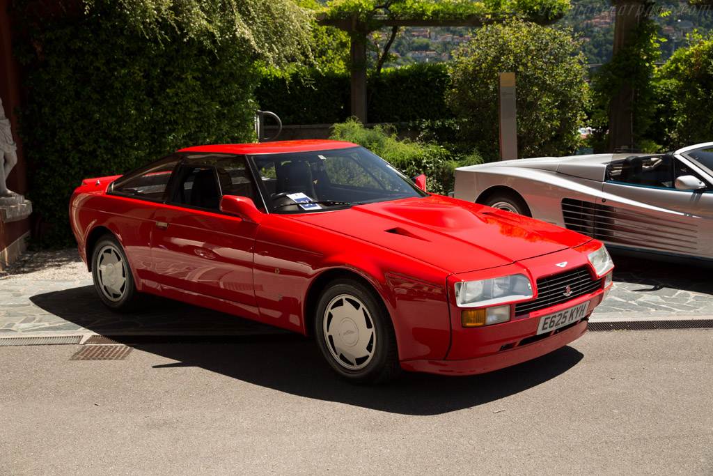Aston Martin V8 Vantage Zagato - Chassis: 20011   - 2016 Concorso d'Eleganza Villa d'Este