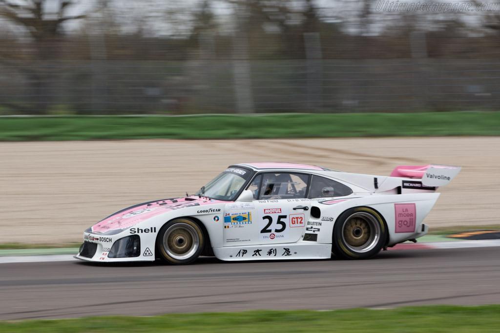 Porsche 935 K3 - Chassis: 001 0020   - 2013 Imola Classic