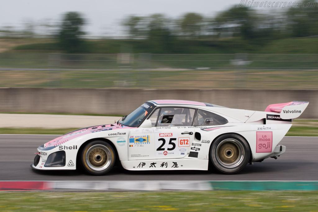 Porsche 935 K3 - Chassis: 001 0020   - 2014 Mugello Classic