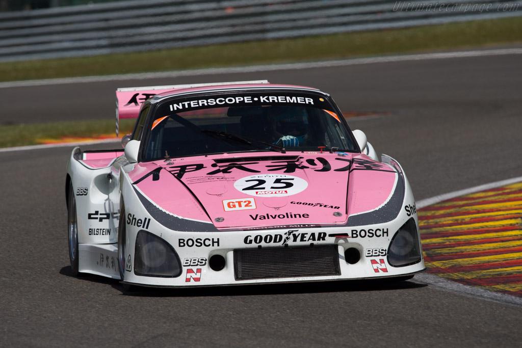 Porsche 935 K3 - Chassis: 001 0020   - 2014 Spa Classic