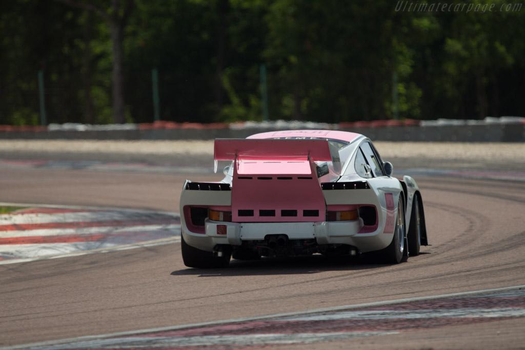 Porsche 935 K3 - Chassis: 001 0020   - 2014 Grand Prix de l'Age d'Or
