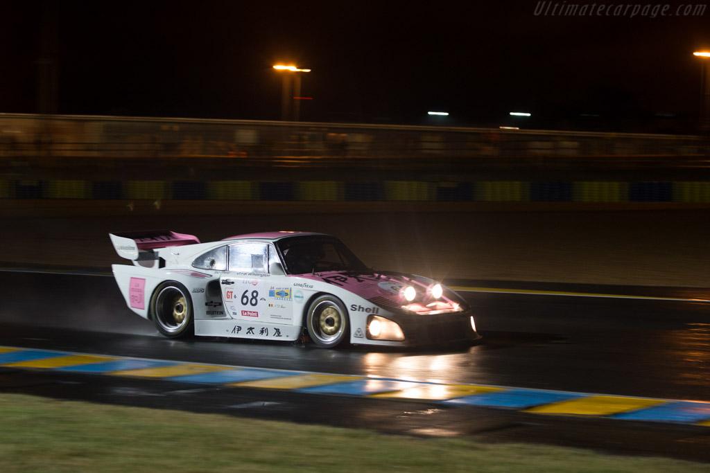 Porsche 935 K3 - Chassis: 001 0020   - 2014 Le Mans Classic