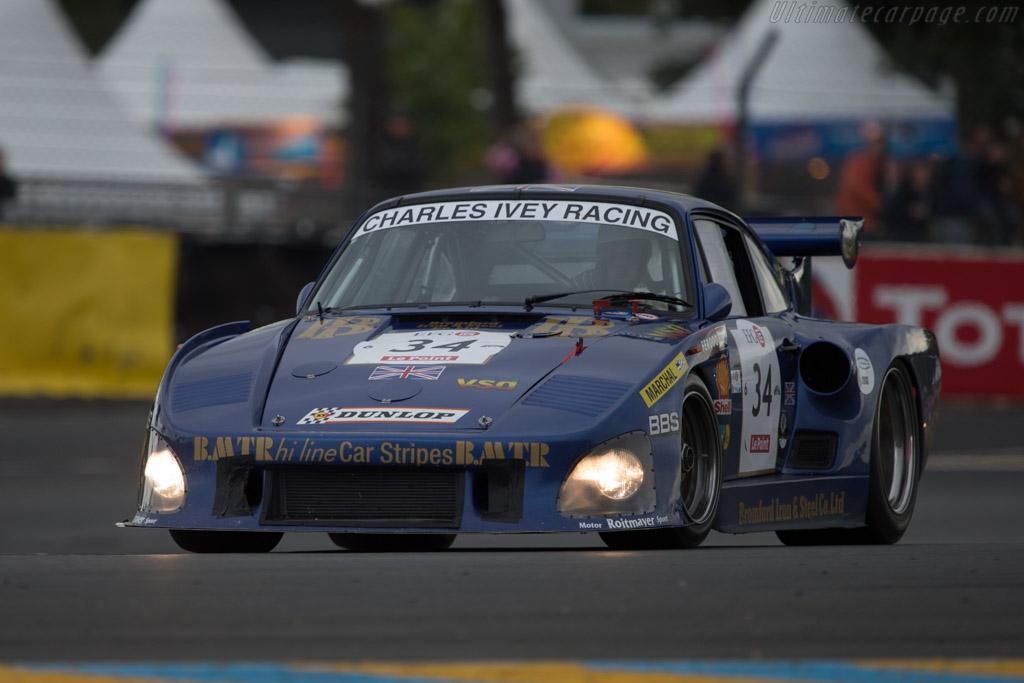 Porsche 935 K3 - Chassis: 009 0002   - 2014 Le Mans Classic