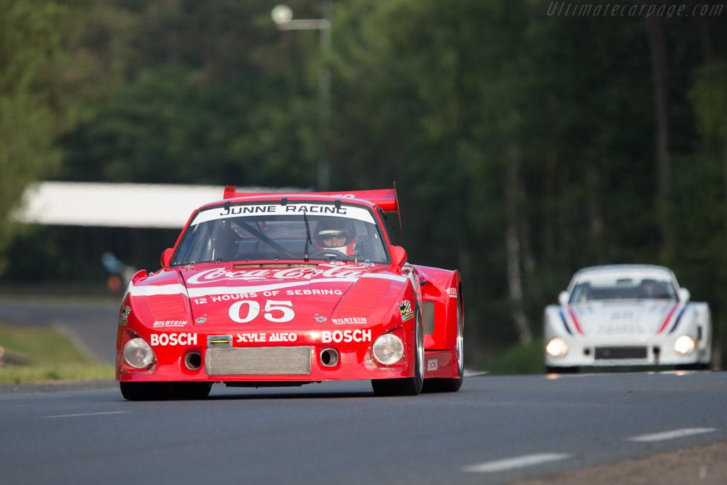 Porsche 935 K3 - Chassis: 009 0005   - 2014 Le Mans Classic