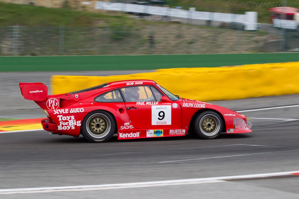 Porsche 935 K3 - Chassis: 009 0005   - 2015 Spa Classic