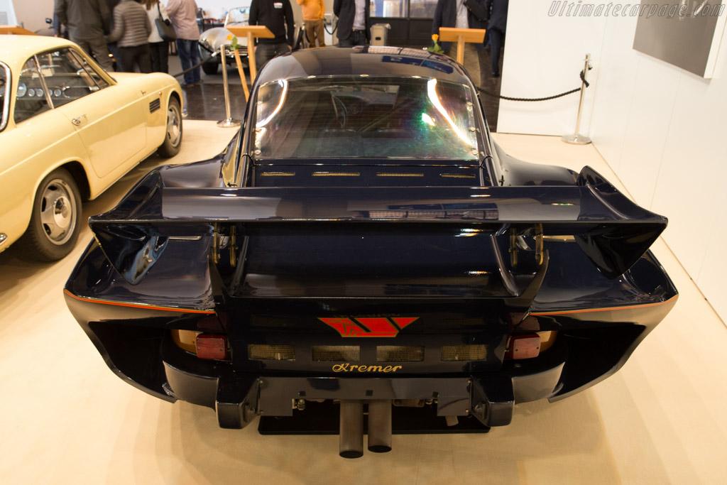 Porsche 935 K3 - Chassis: 000 0018   - 2016 Techno Classica