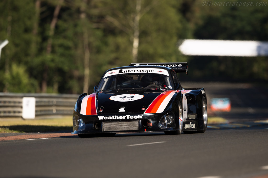 Porsche 935 K3 (Chassis 000 0027 - 2016 Le Mans Classic) High Resolution Image