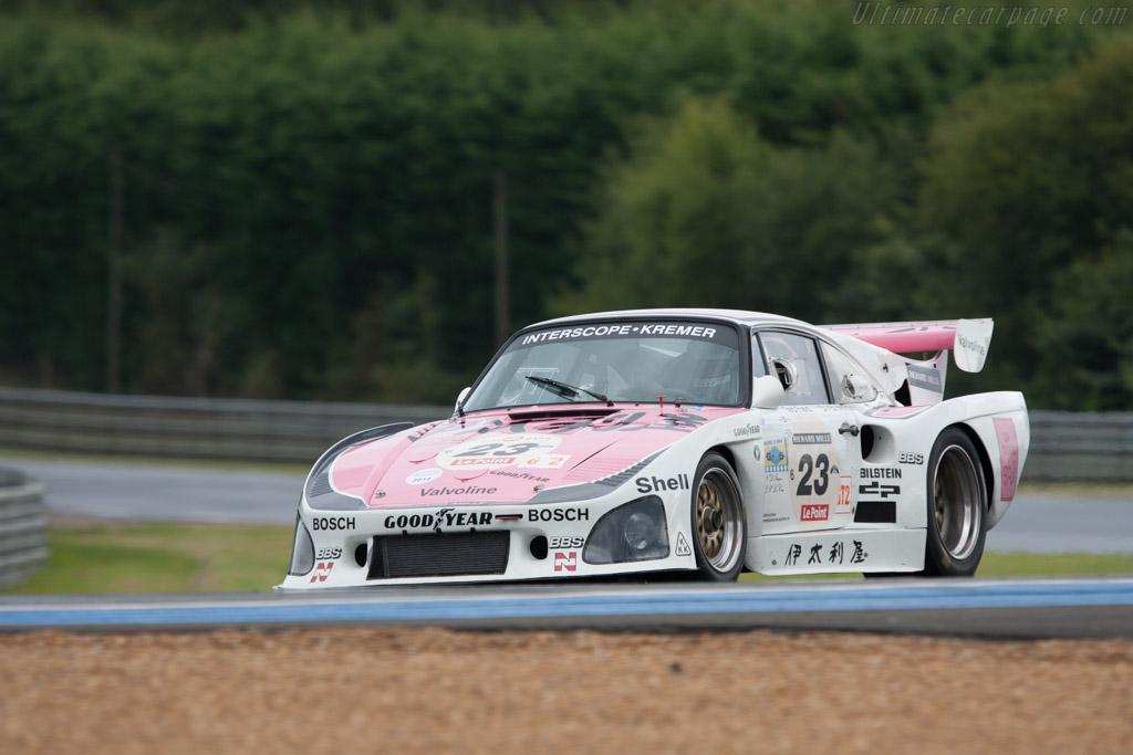 Porsche 935 K3 - Chassis: 001 0020   - 2012 Le Mans Classic