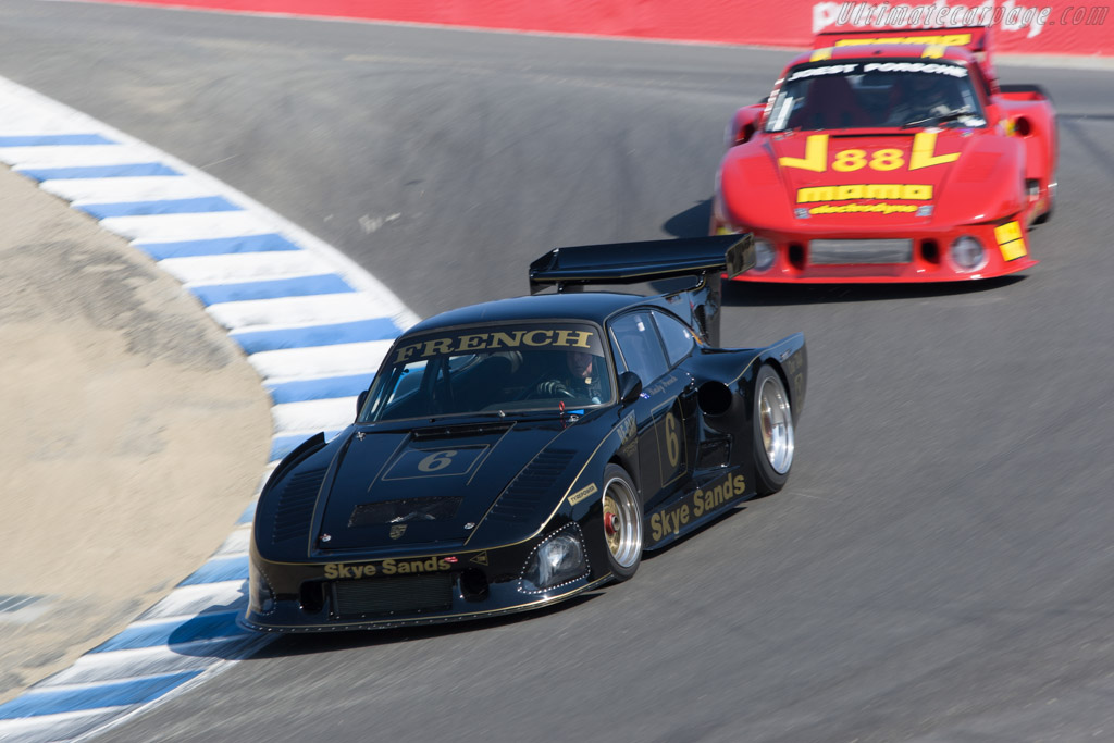 Porsche 935 K3 - Chassis: 000 0029   - 2008 Monterey Historic Automobile Races