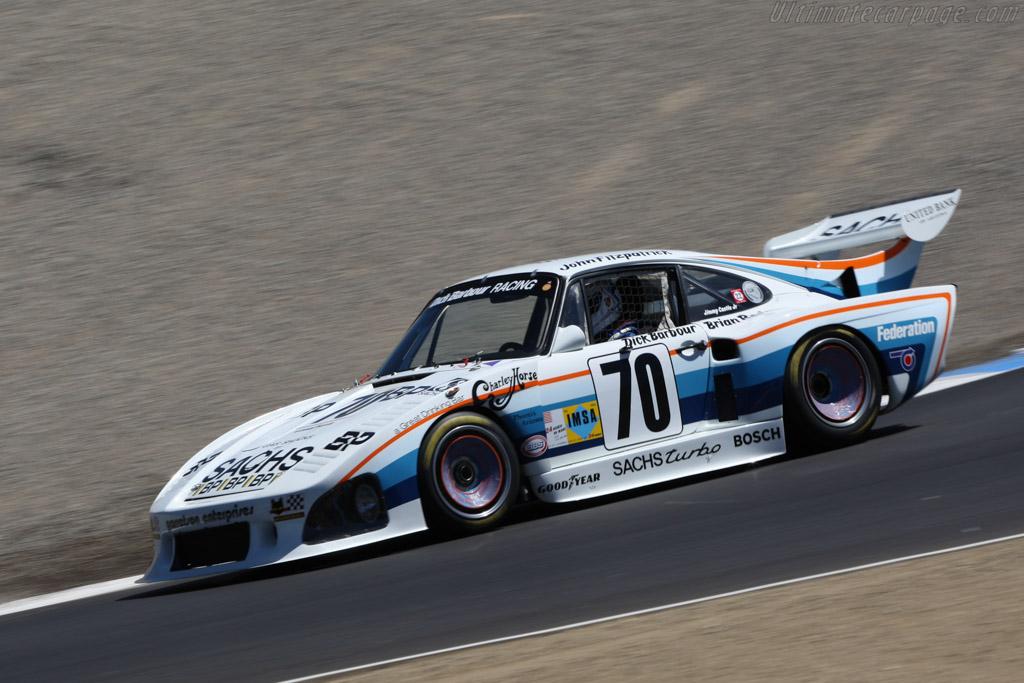 Porsche 935 K3 - Chassis: 000 0023   - 2007 Monterey Historic Automobile Races