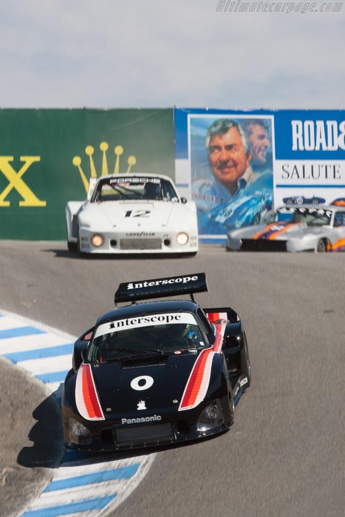 Porsche 935 K3 - Chassis: 000 0017   - 2012 Monterey Motorsports Reunion