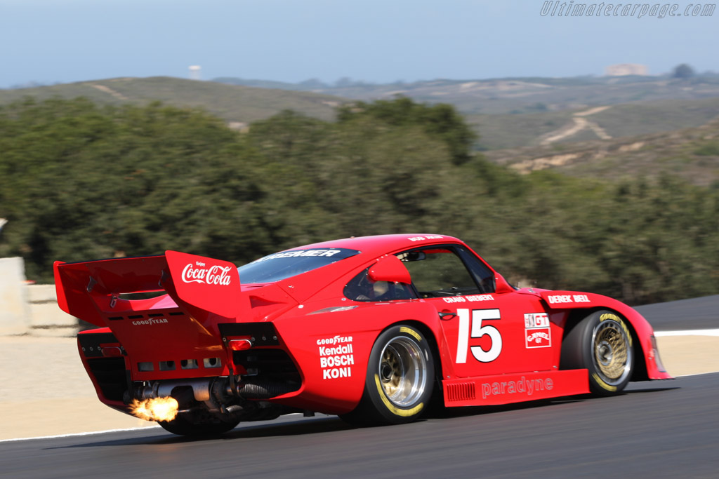 Porsche 935 K3 - Chassis: 000 0013   - 2007 Monterey Historic Automobile Races