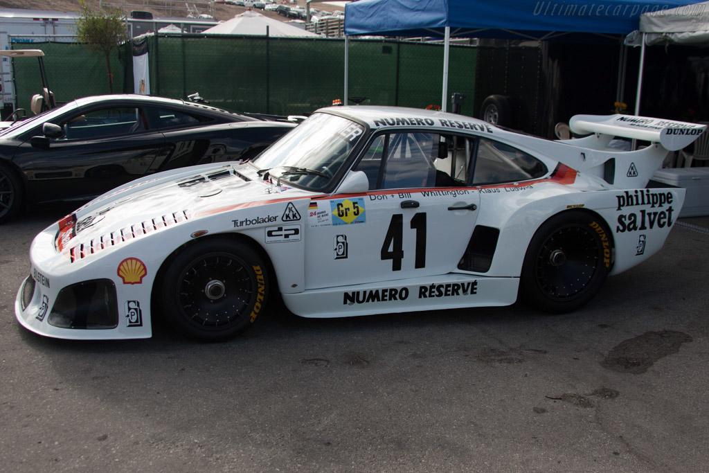 Porsche 935 K3 - Chassis: 009 0015   - 2012 Monterey Motorsports Reunion