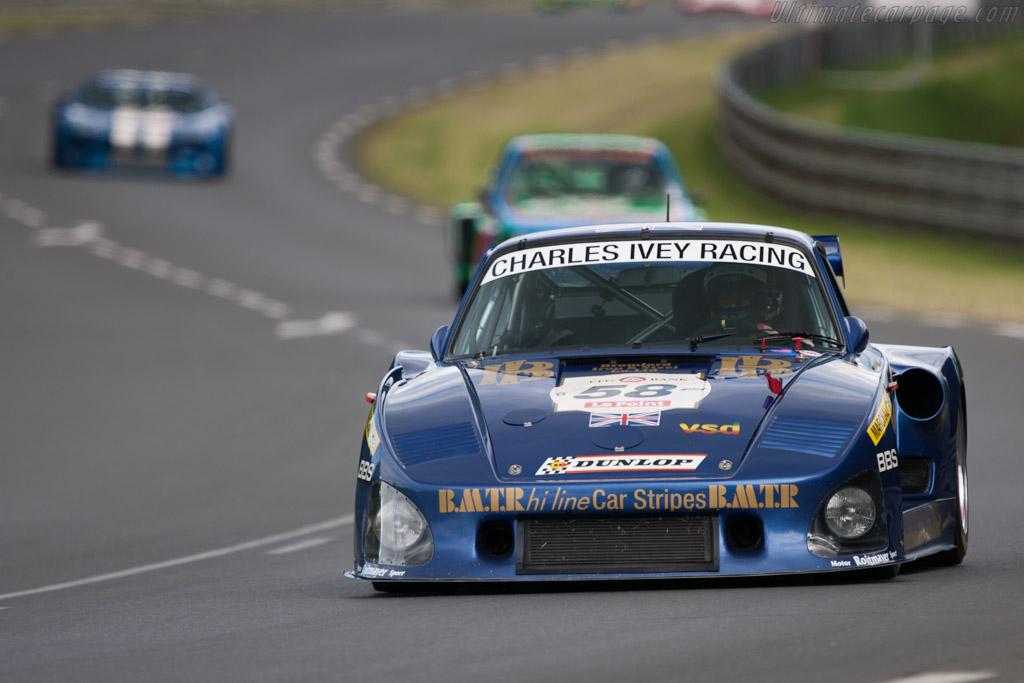 Porsche 935 K3 - Chassis: 009 0002   - 2012 Le Mans Classic