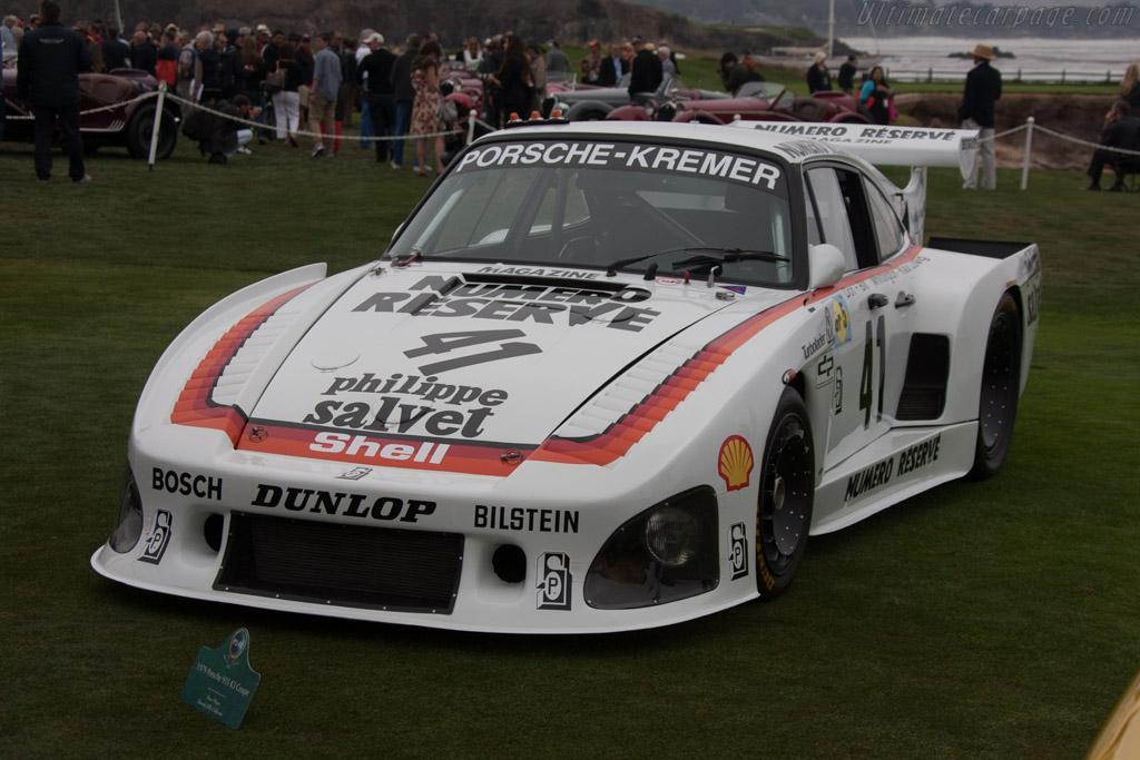 Porsche 935 K3 - Chassis: 009 0015   - 2013 Pebble Beach Concours d'Elegance