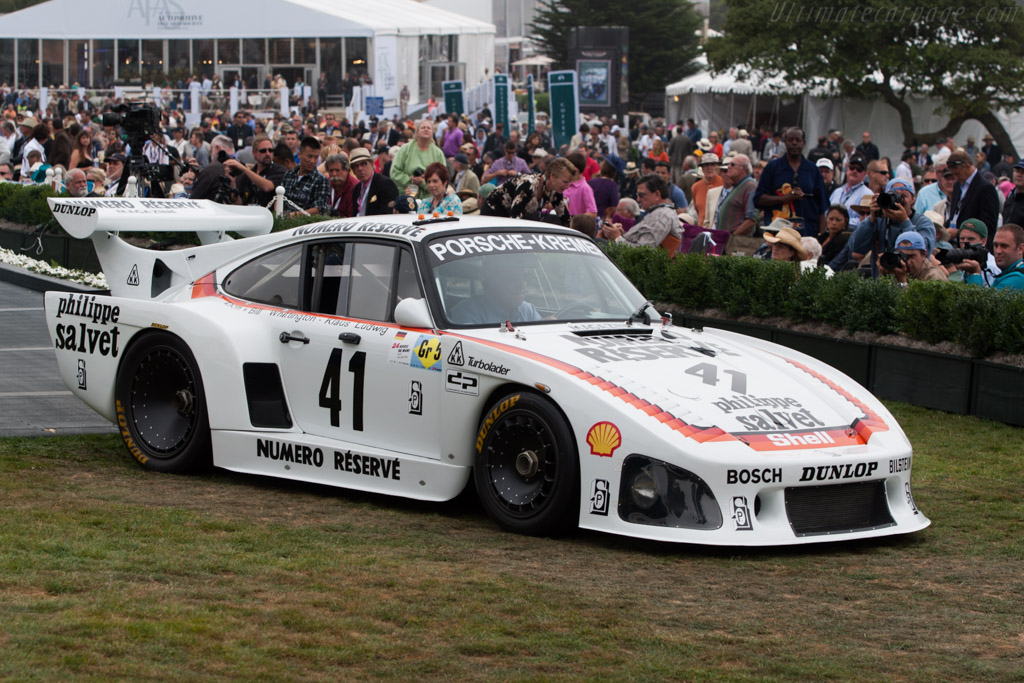 1979 1981 Porsche 935 K3 Images Specifications And