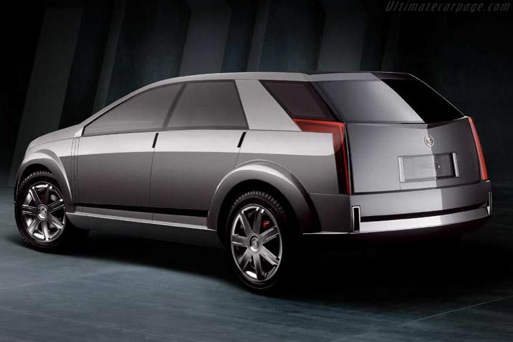 Cadillac Vizon