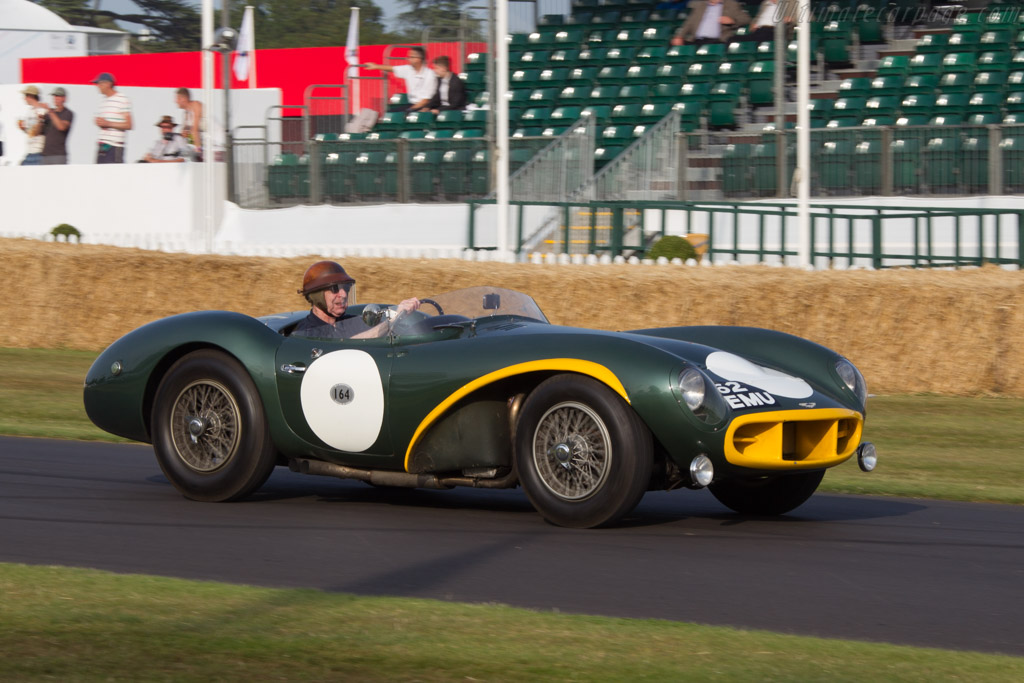 Aston Martin DB3S - Chassis: DB3S/6 - Driver: Tony Brooks  - 2018 Goodwood Festival of Speed