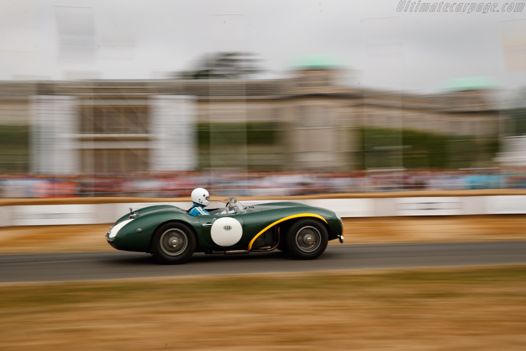 Aston Martin DB3S - Chassis: DB3S/6   - 2018 Goodwood Festival of Speed