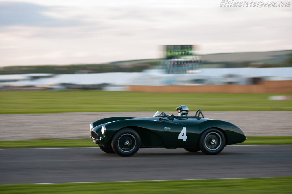 Aston Martin DB3S - Chassis: DB3S/102  - 2010 Goodwood Revival
