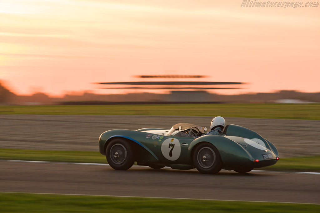 Aston Martin DB3S - Chassis: DB3S/10  - 2008 Goodwood Revival