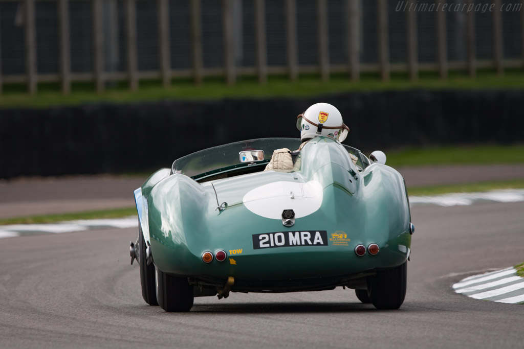 Aston Martin DB3S - Chassis: DB3S/10  - 2012 Goodwood Revival