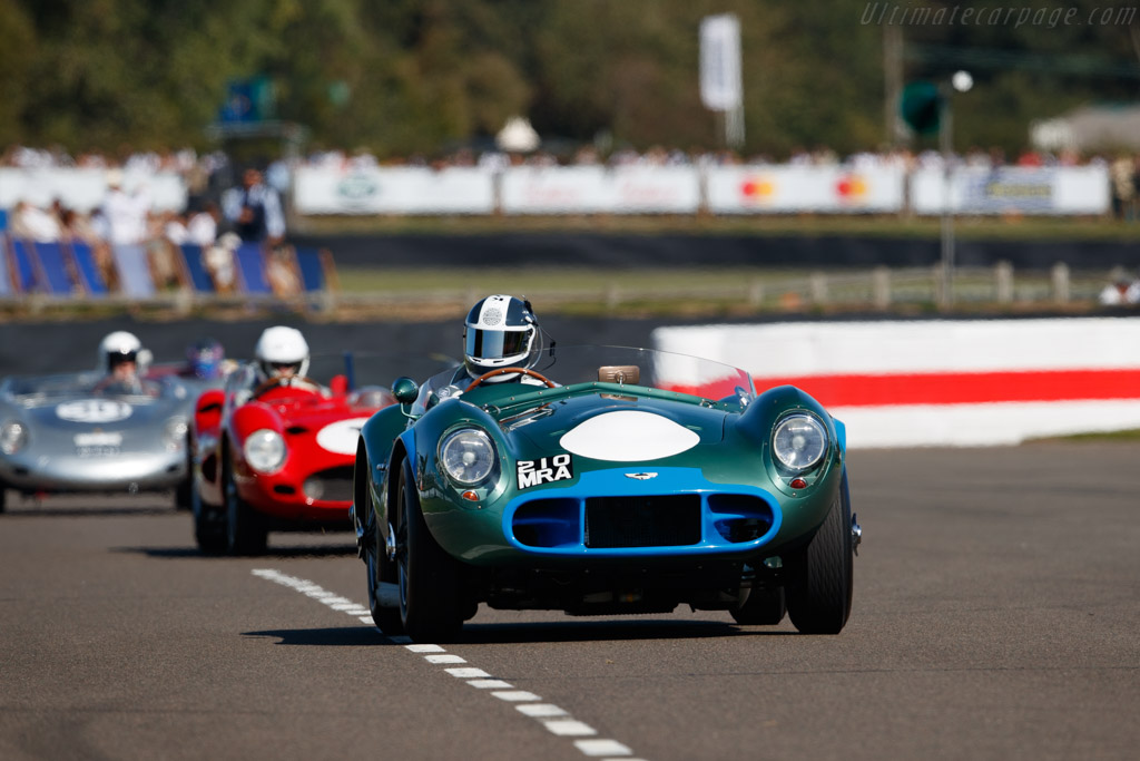 Aston Martin DB3S - Chassis: DB3S/10  - 2019 Goodwood Revival