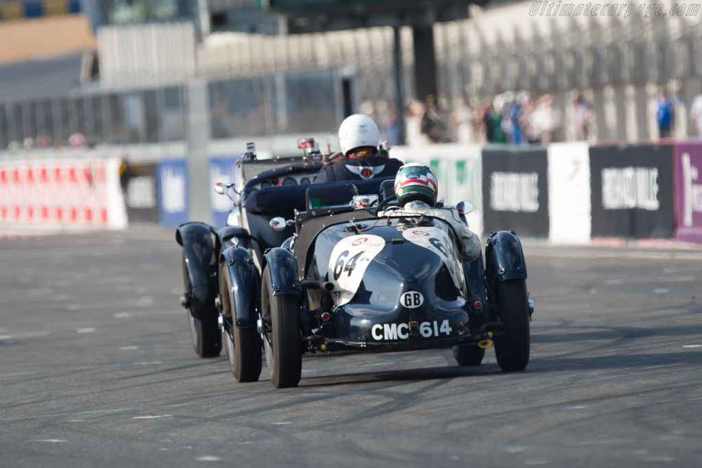 Aston Martin Ulster - Chassis: B5/549/U   - 2010 Le Mans Classic