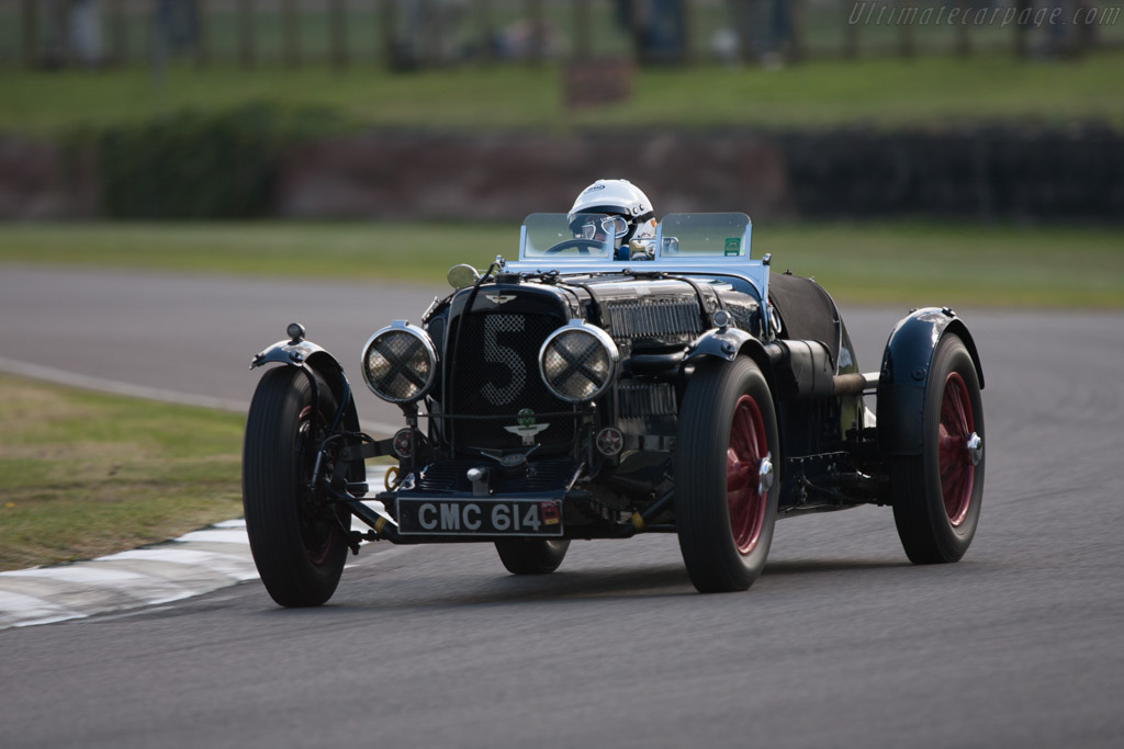 Aston Martin Ulster - Chassis: B5/549/U   - 2012 Goodwood Revival