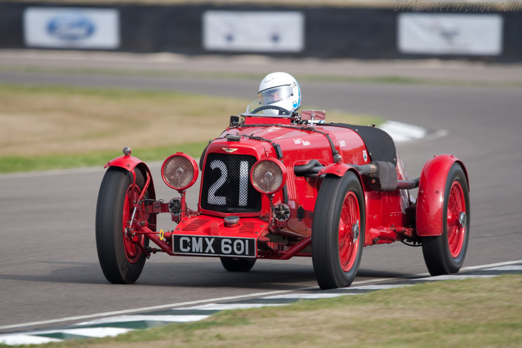 Aston Martin Ulster - Chassis: LM21   - 2009 Goodwood Revival