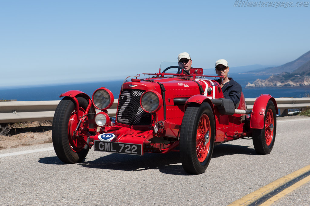 Aston Martin Ulster - Chassis: LM18  - 2013 Pebble Beach Concours d'Elegance