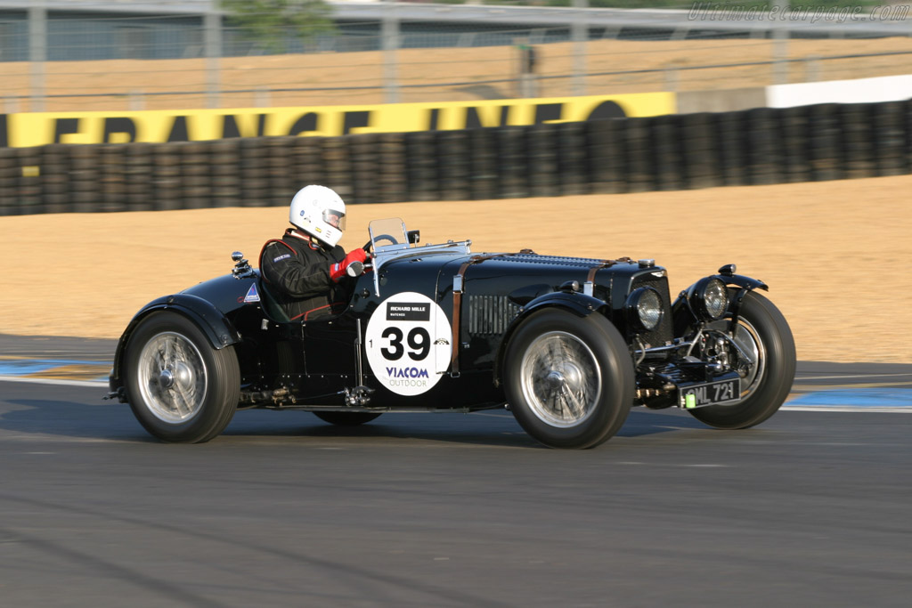 Aston Martin Ulster - Chassis: LM19   - 2004 Le Mans Classic