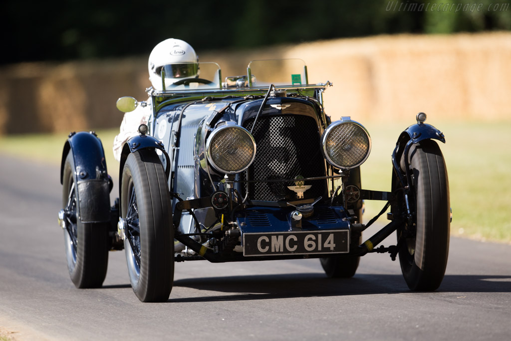 Aston Martin Ulster - Chassis: B5/549/U   - 2015 Goodwood Festival of Speed