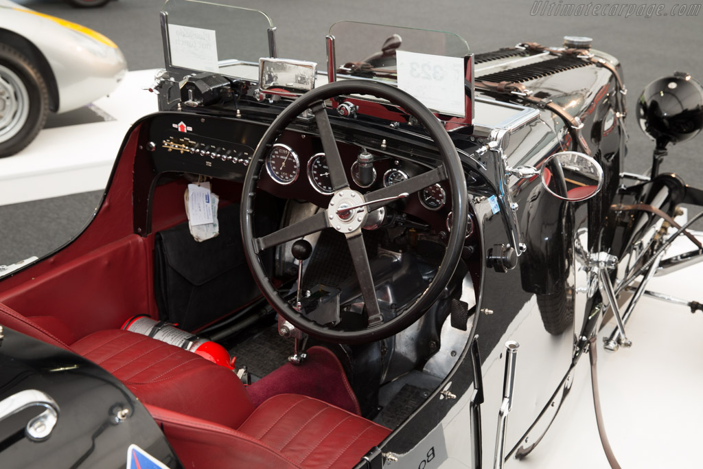 Aston Martin Ulster - Chassis: LM19   - 2015 Goodwood Festival of Speed