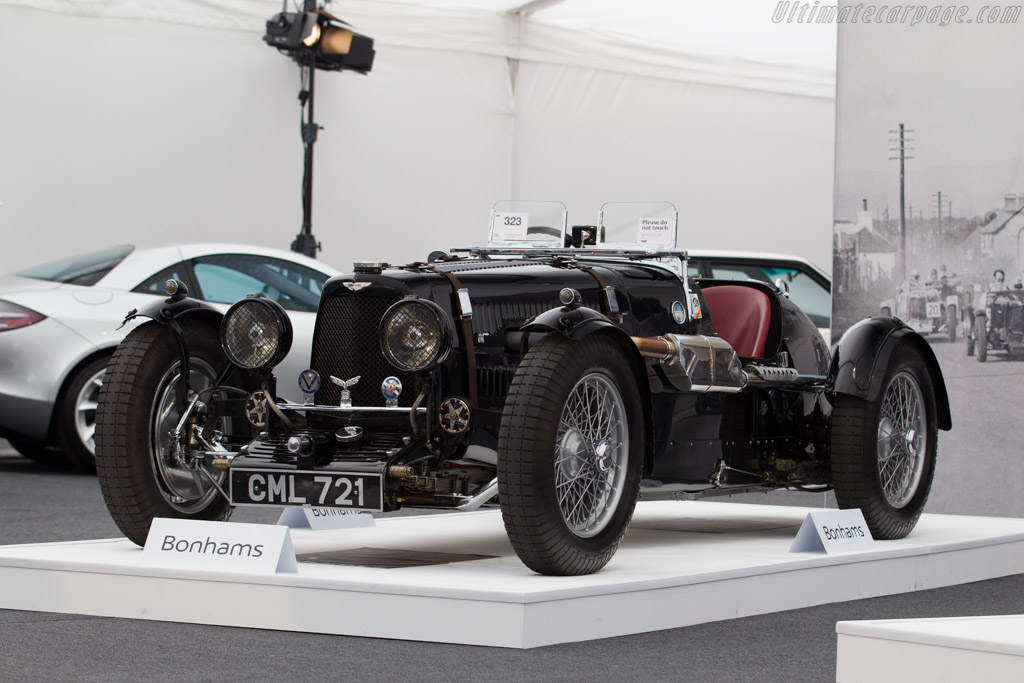 Click here to open the Aston Martin Ulster gallery