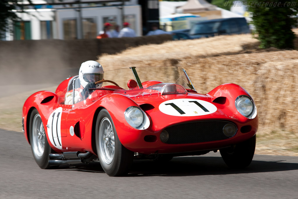 Ferrari 250 TR59/60 - Chassis: 0774TR   - 2010 Goodwood Festival of Speed