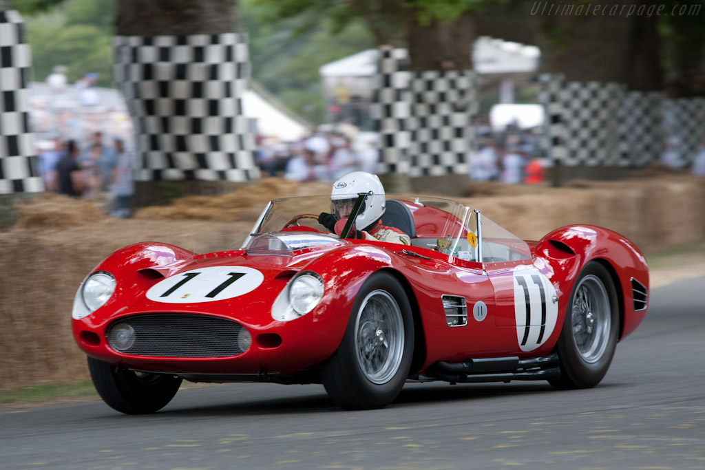 Ferrari 250 TR59/60 - Chassis: 0774TR   - 2010 Goodwood Festival of Speed
