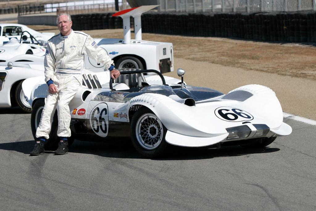Chaparral 2 Chevrolet - Chassis: 2002   - 2005 Monterey Historic Automobile Races