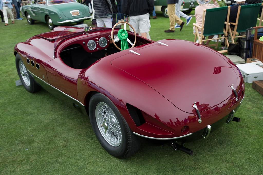 Ferrari 250 MM Vignale Spyder - Chassis: 0326MM   - 2016 Pebble Beach Concours d'Elegance