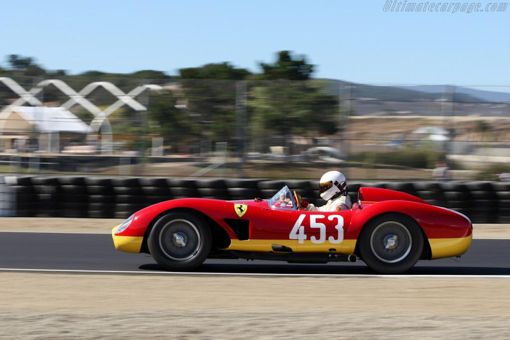 Ferrari 500 TRC - Chassis: 0670MDTR   - 2007 Monterey Historic Automobile Races