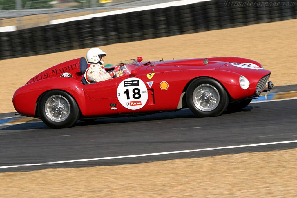 Ferrari 375 Plus Pinin Farina Spyder - Chassis: 0384AM   - 2004 Le Mans Classic