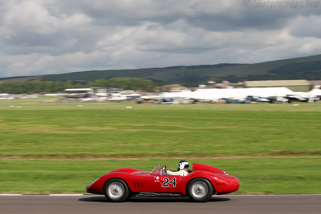 Maserati 200S - Chassis: 2408   - 2007 Goodwood Revival