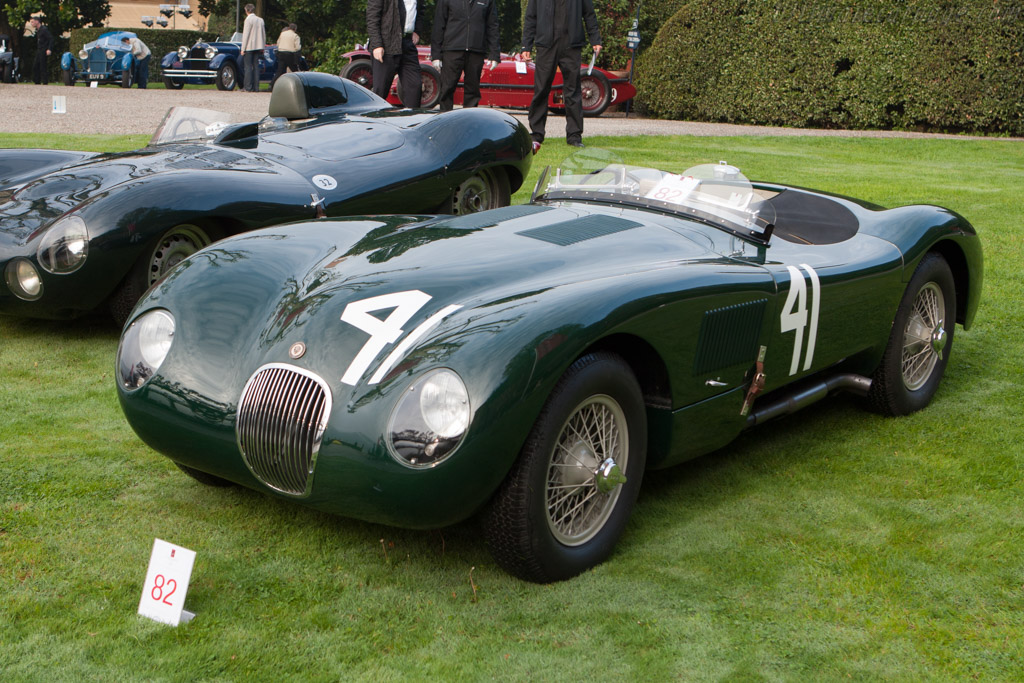 Jaguar C-Type - Chassis: XKC 007   - 2010 Concorso d'Eleganza Villa d'Este