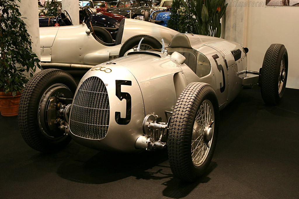 Click here to open the Auto Union Type C gallery